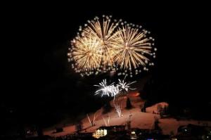 HTH parotec Feuerwerk in der Wildschönau