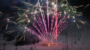 Klangfeuerwerk Interski Congress St. Anton 2011 by HTH pyrotec