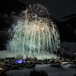 Blue night in Alpbach