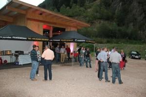 Feierliche Eröffnung unseres Lagers