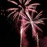 Zwei erfolgreiche Feuerwerke in Telfs
