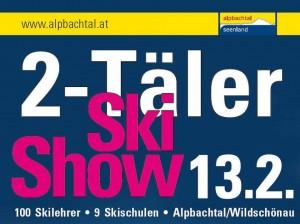 Ski-Show in Alpbach