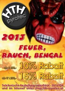 Rauch und Bengal 2013