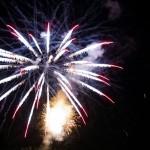Kramsach - Seefest am Reintalersee mit HTH-pyrotec Feuerwerk