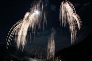 Feuerzauber zum schönsten Tag