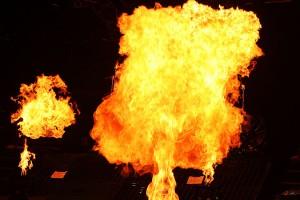 Bühnenfeuerwerk von HTH pyrotec aus Tirol