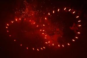 Hochzeitsfeuerwerk by HTH pyrotec Feuerwerke