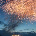Feuerwerk Alpbach